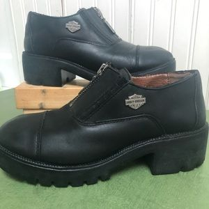 Harley Davidson Shortie Riding Boots